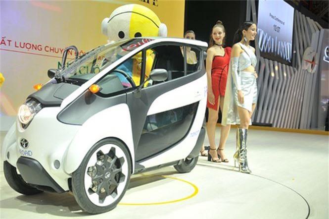 Hai chiếc xe độc nhất triển lãm ô tô Việt Nam 2018 có gì hay? - ảnh 12