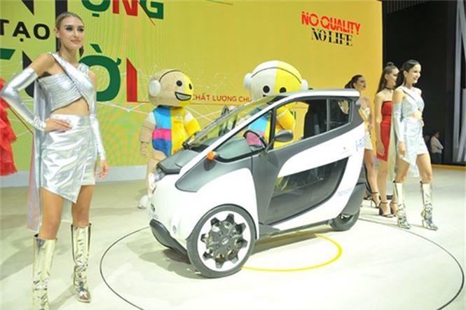 Hai chiếc xe độc nhất triển lãm ô tô Việt Nam 2018 có gì hay? - ảnh 8