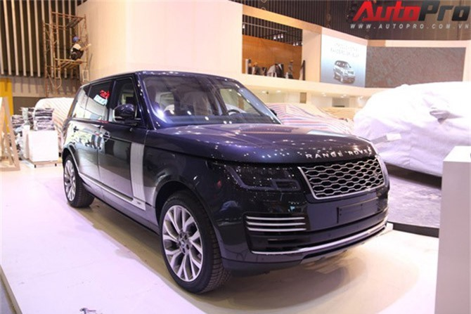 Land Rover Range Rover Autobiography LWB.