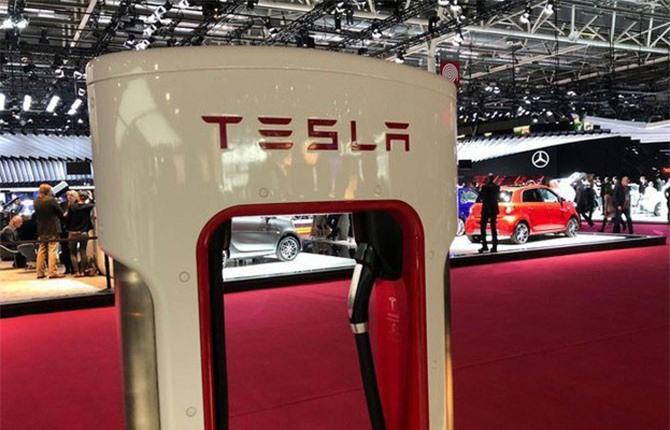 """Tesla vừa có một """"quý lịch sử"""" với loạt kết quả khả quan - Ảnh: Getty Images."""