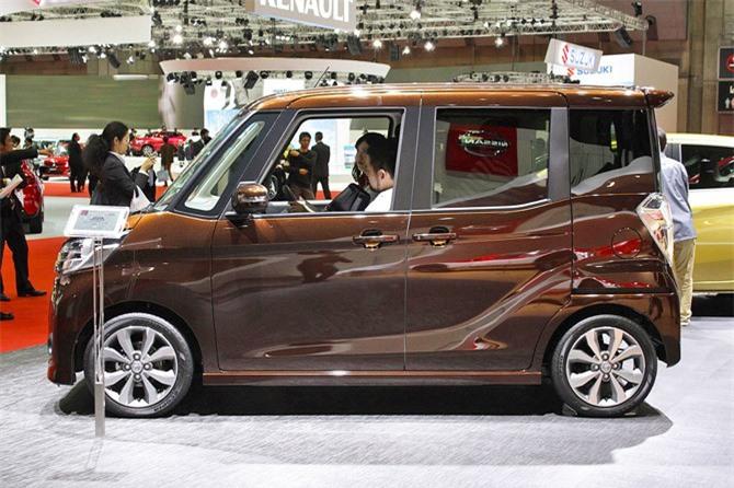 4. Nissan Dayz (doanh số: 108.547 chiếc).