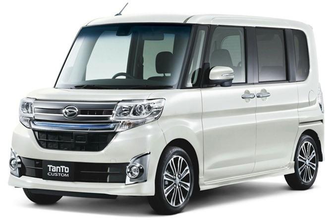 5. Daihatsu Tanto (doanh số: 104.092 chiếc).