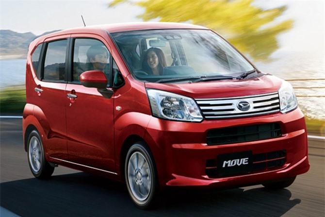 6. Daihatsu Move (doanh số: 103.427 chiếc).