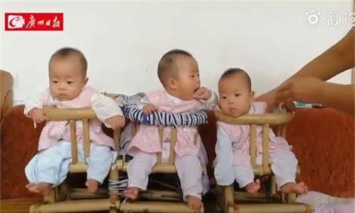 Bà ngoại Trung Quốc mang thai ba cùng thời điểm con gái lớn đang có bầu