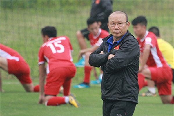 ĐTQG Việt Nam, Park Hang-seo, ĐT việt Nam, AFF Cup 2018