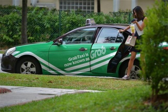 Grabtaxi sẽ tiện lợi cho người dùng, tăng hiệu quả hoạt động kinh doanh cho công ty và tăng thêm thu nhập cho tài xế (Ảnh: Grab)