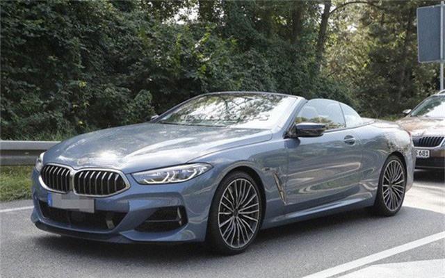 BMW ấn định thời gian trình làng 8-Series mui trần.