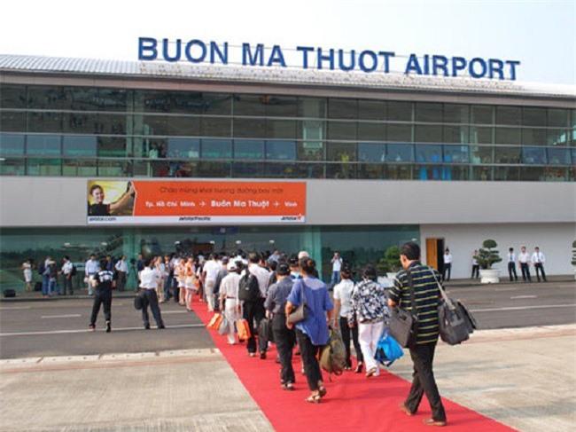 Tỉnh Đắk Lắk kiến nghị tăng thêm chuyến bay tại Cảng hàng không Buôn Ma Thuột để đáng ứng nhu cầu đi lại ngày càng tăng của người dân và nhà đầu (Ảnh: VH)