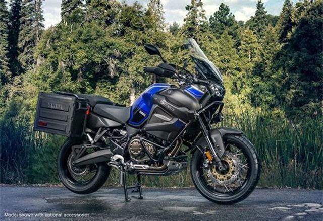 Yamaha Super Ténéré ES.