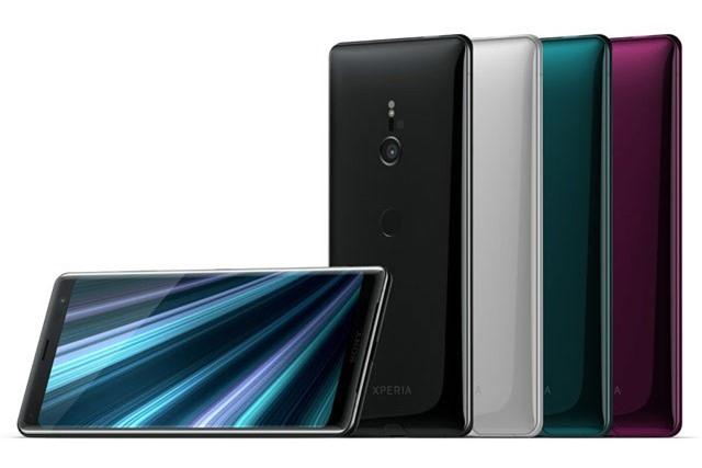 10. Sony Xperia XZ3 (giá: 899,99 USD).