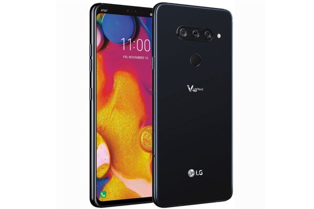 8. LG V40 ThinQ (giá: 949,99 USD).