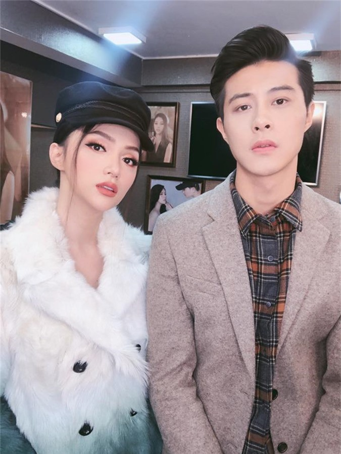 huong giang idol len tieng ve tin don duoc hot boy thai lan cau hon hinh anh 3