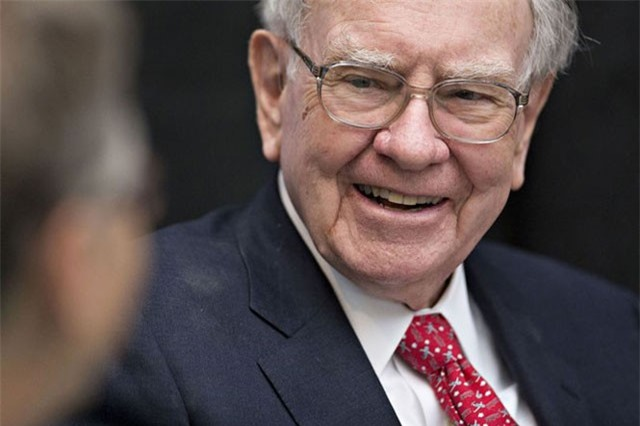 Ông Warren Buffett.