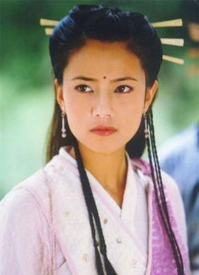 Chu Chỉ Nhược - Phim Ỷ thiên đồ long ký 2003.