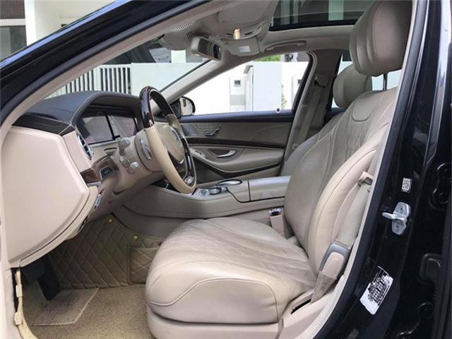 Mercedes-Benz S500 chạy 4 vạn km độ như Maybach S450 đời mới rao bán gần 4 tỷ đồng - Ảnh 9.