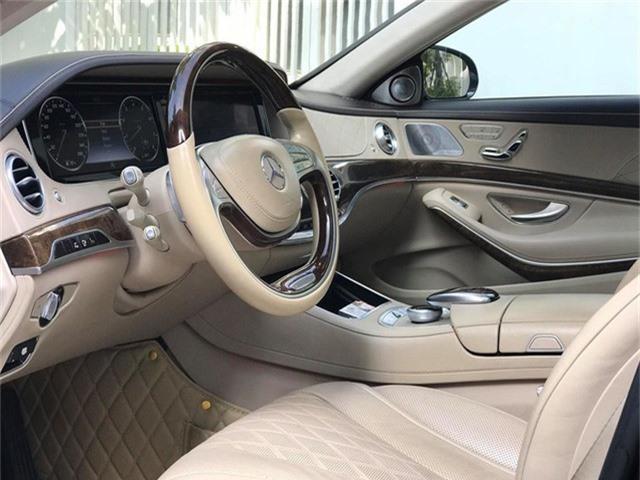 Mercedes-Benz S500 chạy 4 vạn km độ như Maybach S450 đời mới rao bán gần 4 tỷ đồng - Ảnh 10.