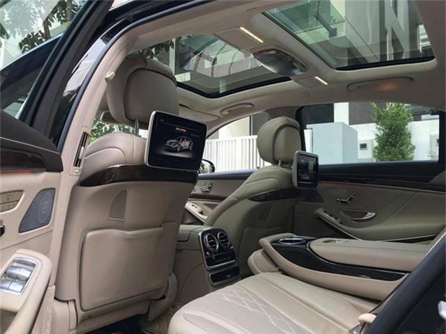 Mercedes-Benz S500 chạy 4 vạn km độ như Maybach S450 đời mới rao bán gần 4 tỷ đồng - Ảnh 13.
