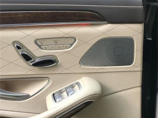 Mercedes-Benz S500 chạy 4 vạn km độ như Maybach S450 đời mới rao bán gần 4 tỷ đồng - Ảnh 16.