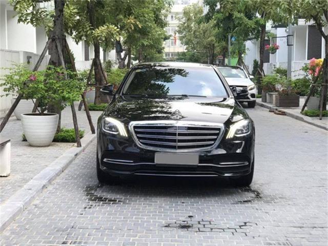 Mercedes-Benz S500 chạy 4 vạn km độ như Maybach S450 đời mới rao bán gần 4 tỷ đồng - Ảnh 1.