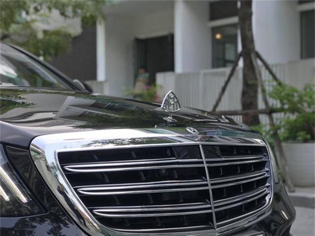 Mercedes-Benz S500 chạy 4 vạn km độ như Maybach S450 đời mới rao bán gần 4 tỷ đồng - Ảnh 3.