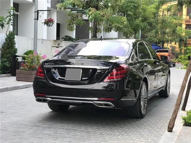 Mercedes-Benz S500 chạy 4 vạn km độ như Maybach S450 đời mới rao bán gần 4 tỷ đồng - Ảnh 6.