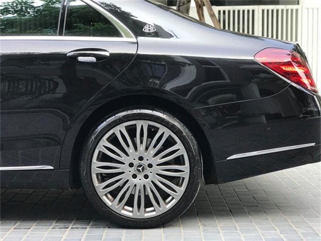 Mercedes-Benz S500 chạy 4 vạn km độ như Maybach S450 đời mới rao bán gần 4 tỷ đồng - Ảnh 7.