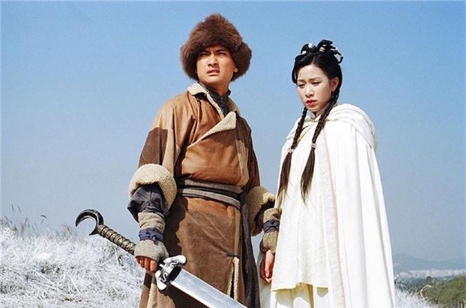 Tài tử, giai nhân nào thành danh nhờ loạt phim võ hiệp Kim Dung? - ảnh 1