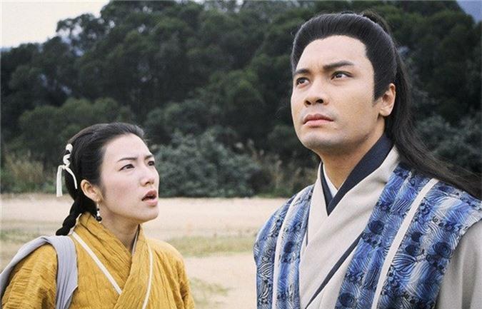 Tài tử, giai nhân nào thành danh nhờ loạt phim võ hiệp Kim Dung? - ảnh 3