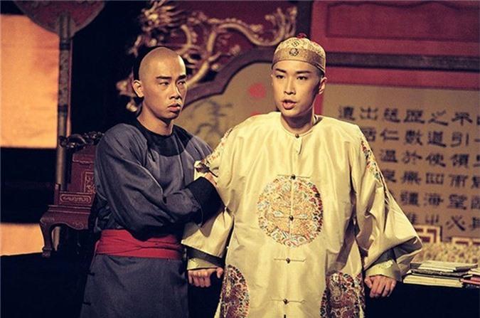 Tài tử, giai nhân nào thành danh nhờ loạt phim võ hiệp Kim Dung? - ảnh 4