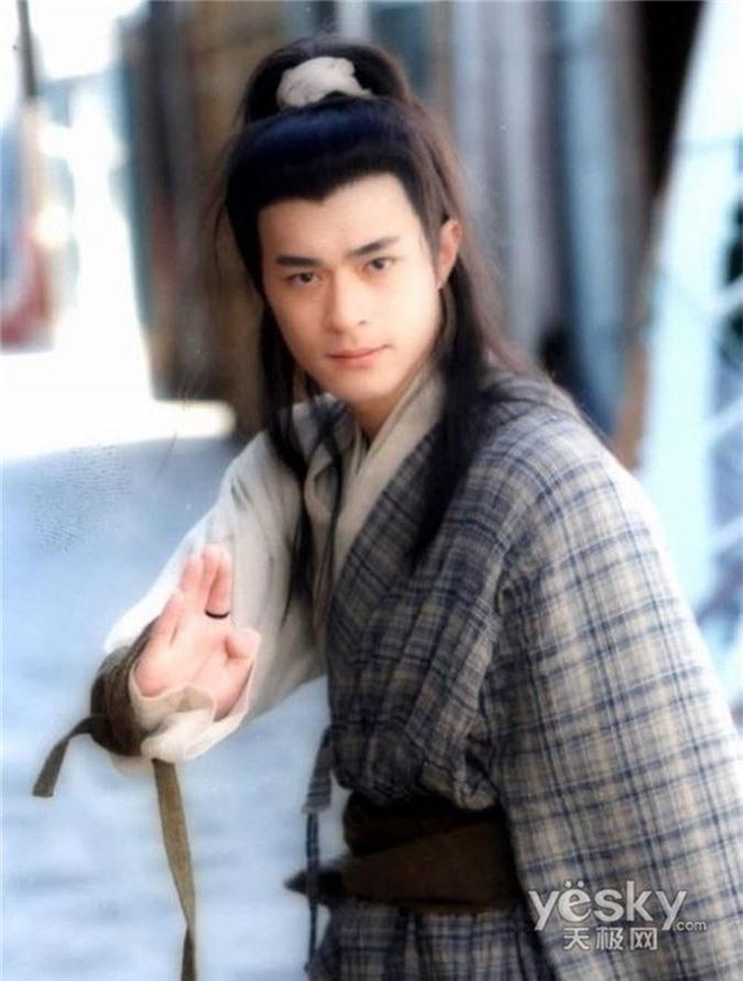 Tài tử, giai nhân nào thành danh nhờ loạt phim võ hiệp Kim Dung? - ảnh 6