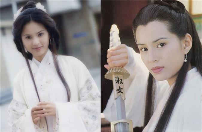 Tài tử, giai nhân nào thành danh nhờ loạt phim võ hiệp Kim Dung? - ảnh 7