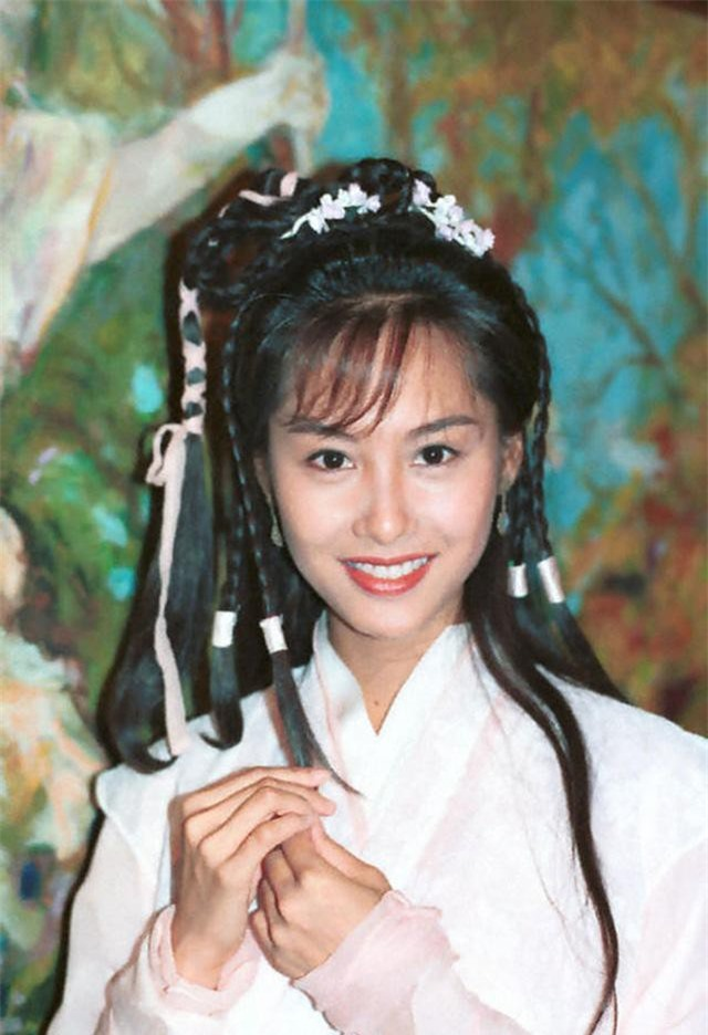 Hoàng Dung - Phim Anh hùng xạ điêu 1994.