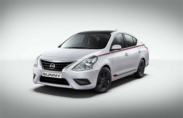 Nissan Sunny 2018