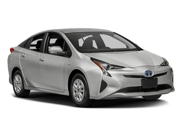 7. Toyota Prius.