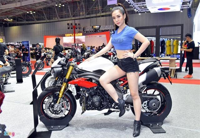 Bộ Công Thương bỏ quy định cấp giấy phép nhập khẩu tự động xe máy phân khối lớn từ 175 cm3 trở lên.