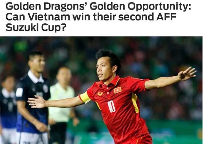 Báo châu Á: ĐT Việt Nam sáng cửa vô địch AFF Cup, ai sẽ là chủ lực? - 1