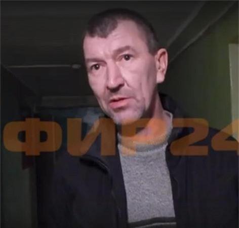 Evgeny đã tình cờ trở thành anh hùng được nhiều người ca tụng