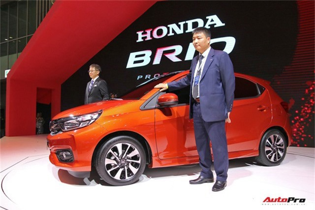 Honda Brio 2019 lên lịch về Việt Nam - Đối thủ giá rẻ mới tạo sức ép lên Toyota Wigo - Ảnh 2.