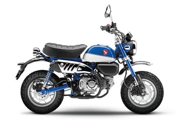 Chi tiết xe máy Honda vừa ra mắt ở Việt Nam, giá 84,99 triệu đồng. Honda Monkey 125 vừa được ra mắt tại thị trường Việt Nam với giá 84,99 triệu đồng, ngang bằng với giá xe ga Honda SH. (CHI TIẾT)
