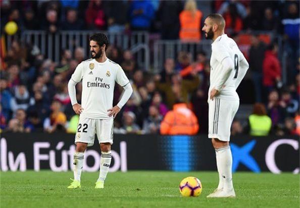 Đội hình Real Madrid hiện tại rất thiếu sự cân bằng và chiều sâu