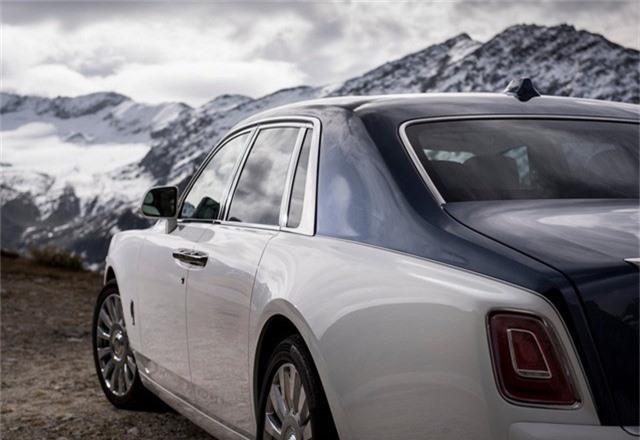 Rolls-Royce Phantom VIII đầu tiên Việt Nam sắp xuất hiện - Ảnh 9.