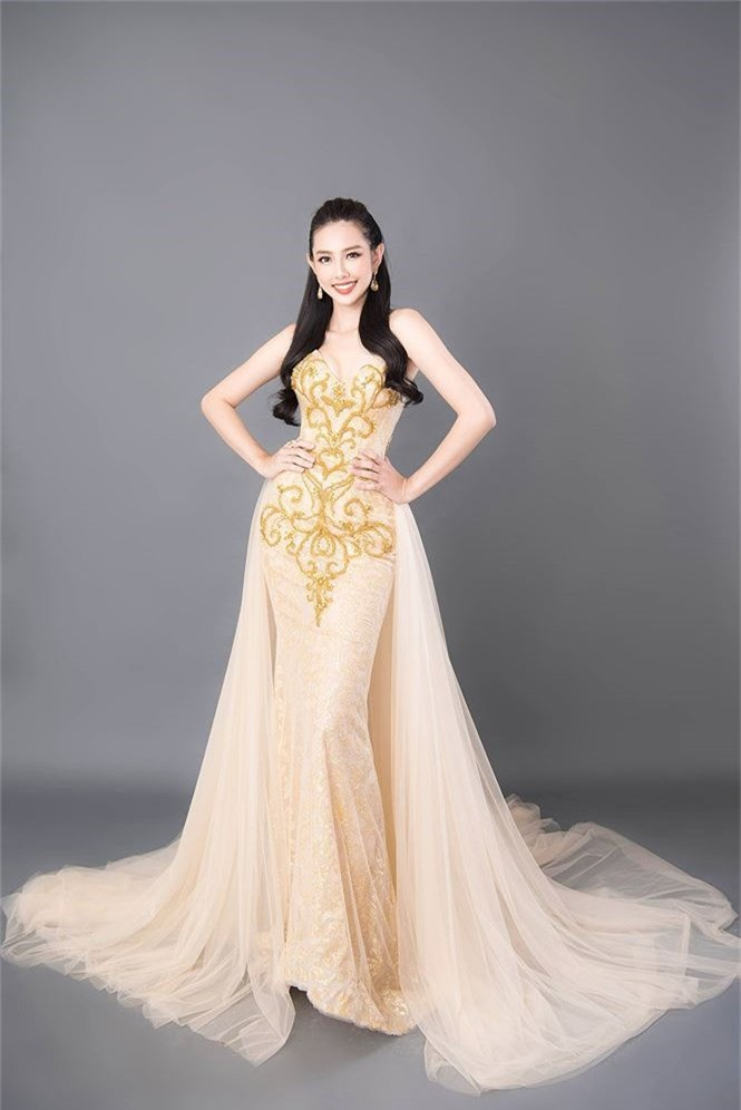 Thùy Tiên khoe sắc vóc nữ thần trước thềm chung kết Miss International - ảnh 8