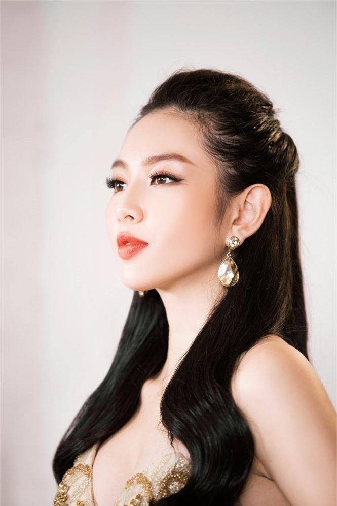 Thùy Tiên khoe sắc vóc nữ thần trước thềm chung kết Miss International - ảnh 9