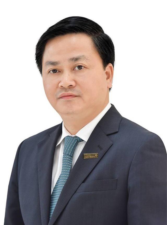 Tân Chủ tịch HĐQT VietinBank nhiệm kỳ 2014 - 2019 Lê Đức Thọ.
