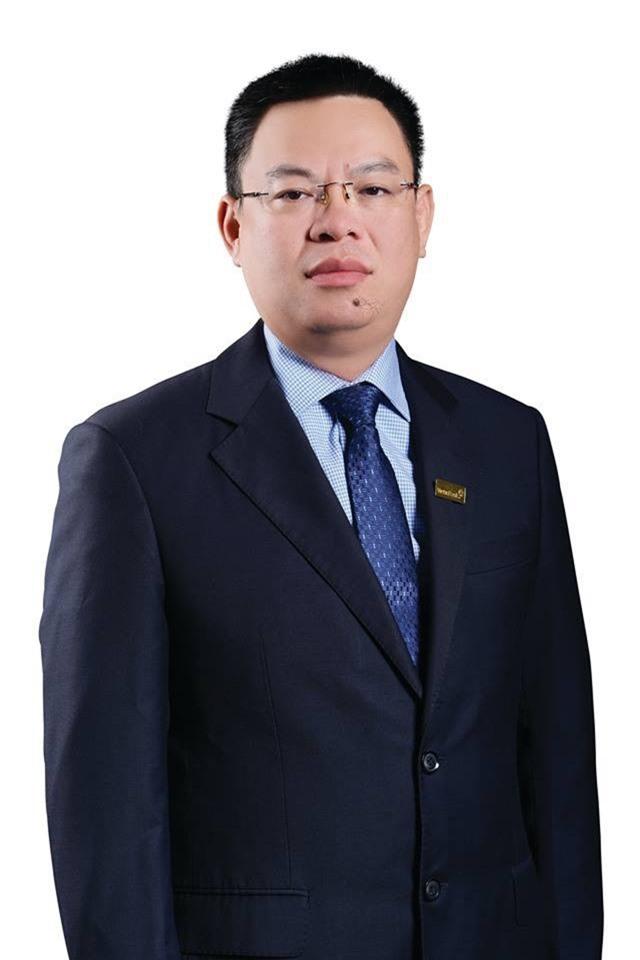 Quyền Tổng Giám đốc VietinBank Trần Minh Bình