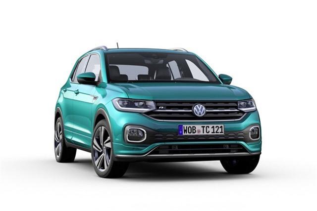 """Clip: Cận cảnh SUV siêu nhỏ của Volkswagen. T-Cross là mẫu xe SUV siêu nhỏ của Volkswagen. Hãng xe Đức đem đến nhiều tùy chọn động cơ cho """"đứa con cưng"""" của mình. (CHI TIẾT)"""