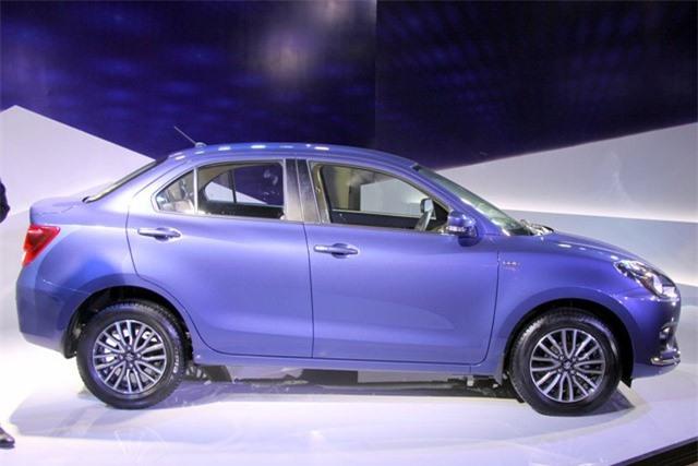 1. Maruti Suzuki Dzire (doanh số: 209.374 chiếc).