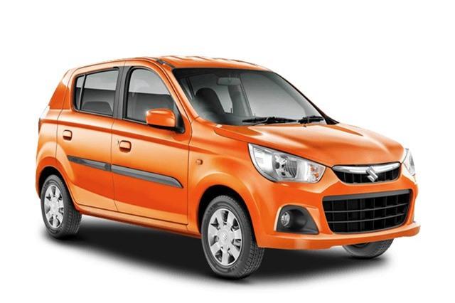 2. Maruti Suzuki Alto (doanh số: 172.933 chiếc).
