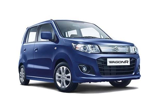 5. Maruti Suzuki Wagon R (doanh số: 127.514 chiếc).
