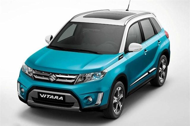 6. Maruti Suzuki Vitara (doanh số: 115.589 chiếc).